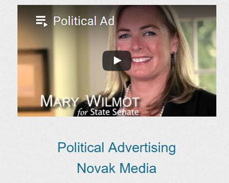 Political Advertising - Novak Media