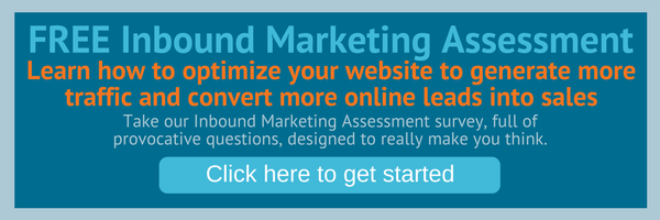 Free Inbound Marketing Assessment Call