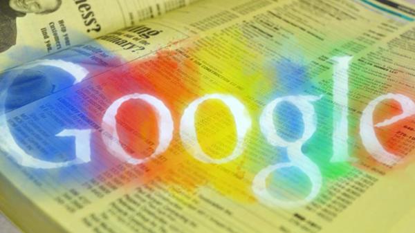 Google over Yellow-pgs
